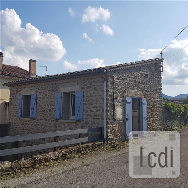 Vente maison / villa Privas 60000€ - Photo 1