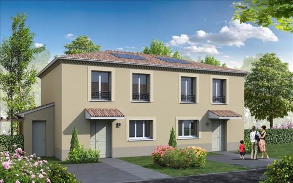Villa aubignan 78 m²