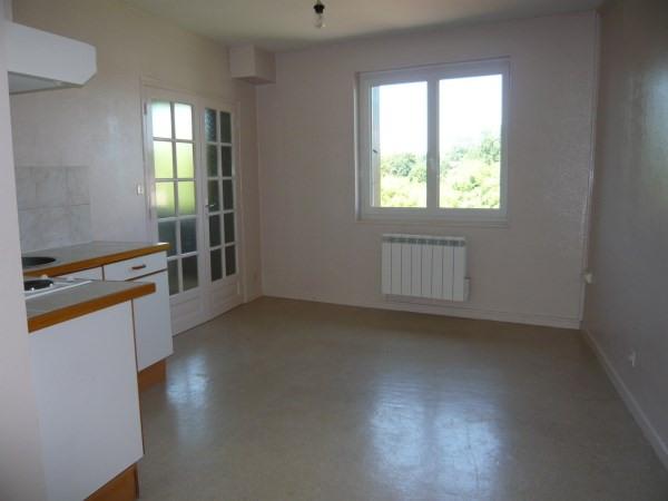 Rental apartment La verpilliere 432€ CC - Picture 1
