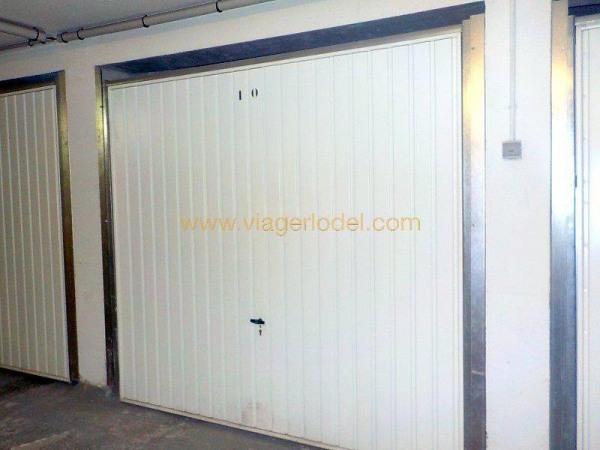 Viager libre garage à antibes