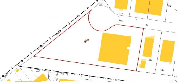 Vente Local d'activités / Entrepôt Le Plessis-Pâté 0