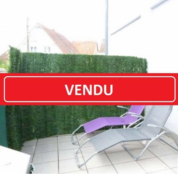 Sale apartment Haguenau 135800€ - Picture 1
