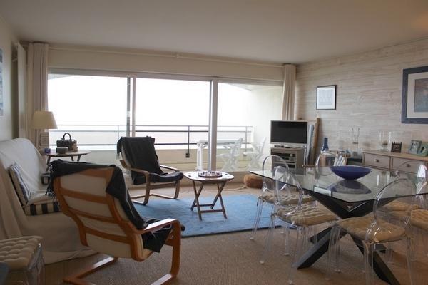 Vermietung von ferienwohnung wohnung Le touquet paris plage 760€ - Fotografie 4