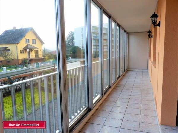 Vente appartement Bischwiller 132800€ - Photo 7