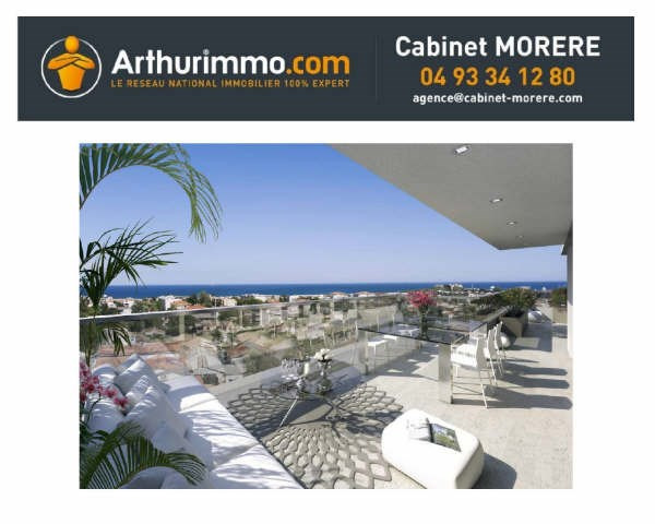 Vente appartement Antibes 385 000€ - Photo 1