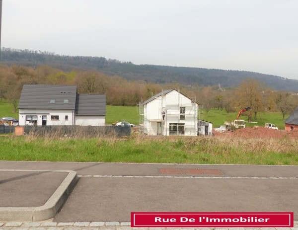 Vente terrain Ottersthal 106820€ - Photo 1