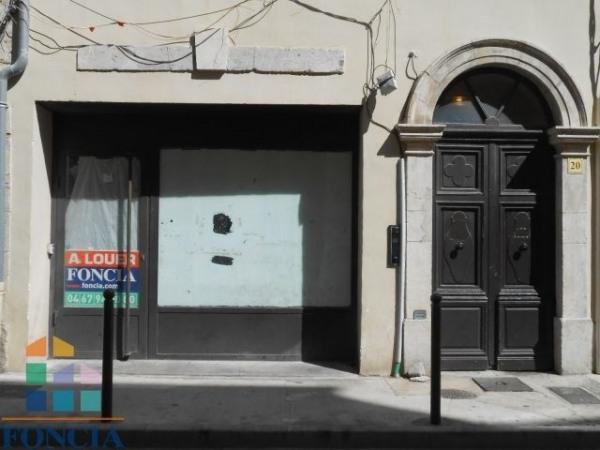 Location Local commercial Sète 0