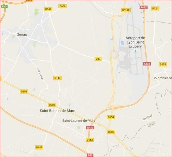 Vente Local d'activités / Entrepôt Saint-Laurent-de-Mure 0