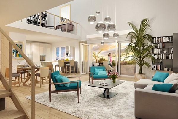 New home sale program Chatou  - Picture 1