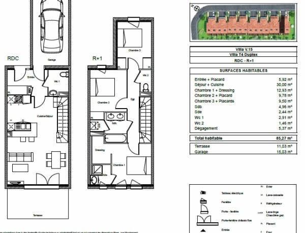 Sale house / villa Castanet tolosan 263000€ - Picture 1