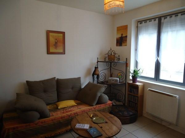 Rental apartment Pont de cheruy 495€ CC - Picture 1
