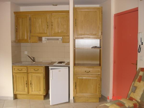 Rental apartment Bourgoin jallieu 380€ CC - Picture 3