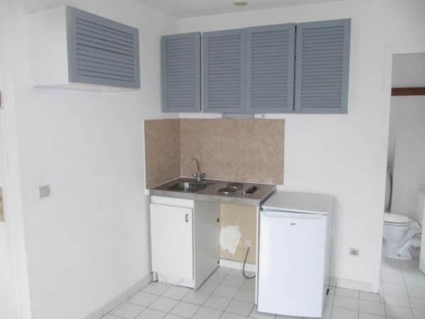 Rental apartment Saint vrain 435€ CC - Picture 2