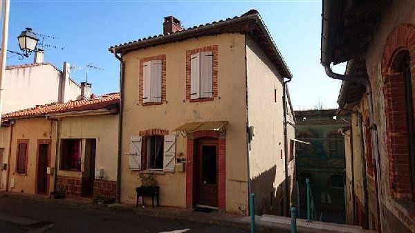 Sale house / villa Miremont 84 000€ - Picture 1