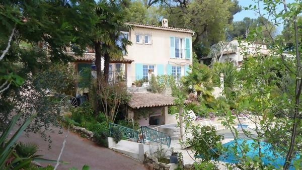 Deluxe sale house / villa Vallauris 690000€ - Picture 15