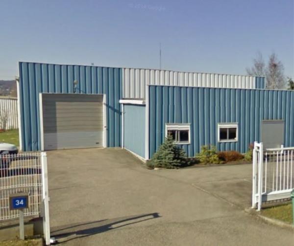 Vente Local d'activités / Entrepôt Heillecourt 0
