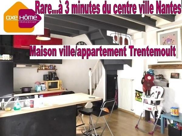 Vente maison / villa Nantes 155000€ - Photo 1