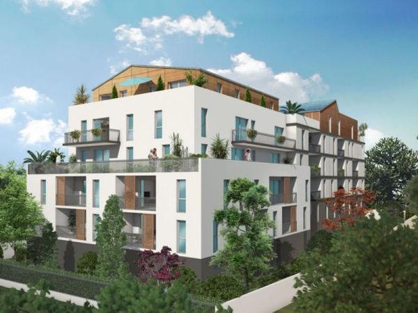 Rental apartment Toulouse 395€ CC - Picture 1