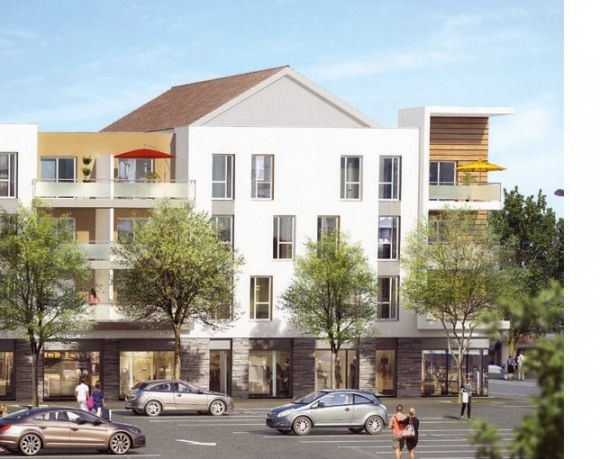 Appartement type 2 de 40m² sur st-priest