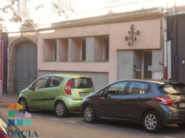 Vente Local commercial Firminy 0