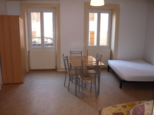 Location appartement La balme les grottes 350€ CC - Photo 1