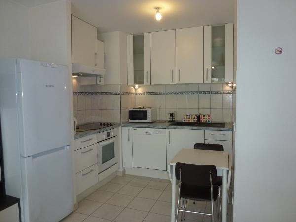Rental apartment Fontainebleau 1 050€ CC - Picture 1