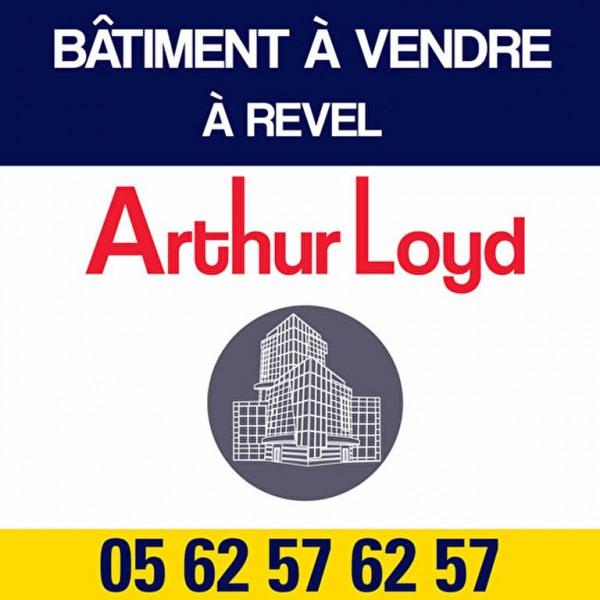 Vente Local d'activités / Entrepôt Revel 0