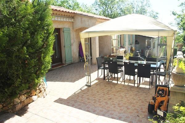 Vente maison / villa Le canton de fayence 420000€ - Photo 6