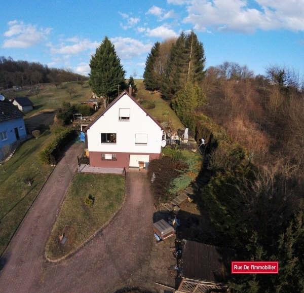 Sale house / villa Langensoultzbach 188000€ - Picture 3