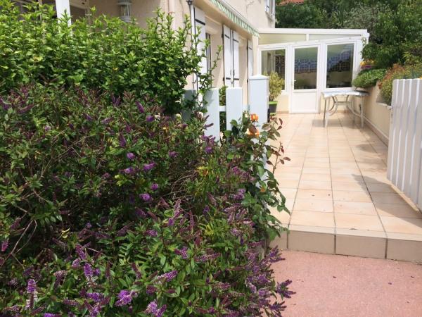 Appartement avec terrasse et jardin de 165m²
