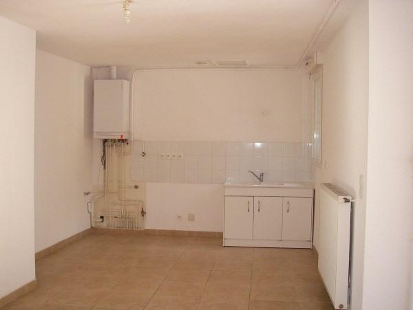Rental apartment Nantua 499€ CC - Picture 1