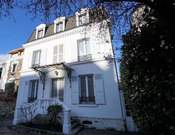 Vente de prestige maison / villa Bois colombes 1498000€ - Photo 1