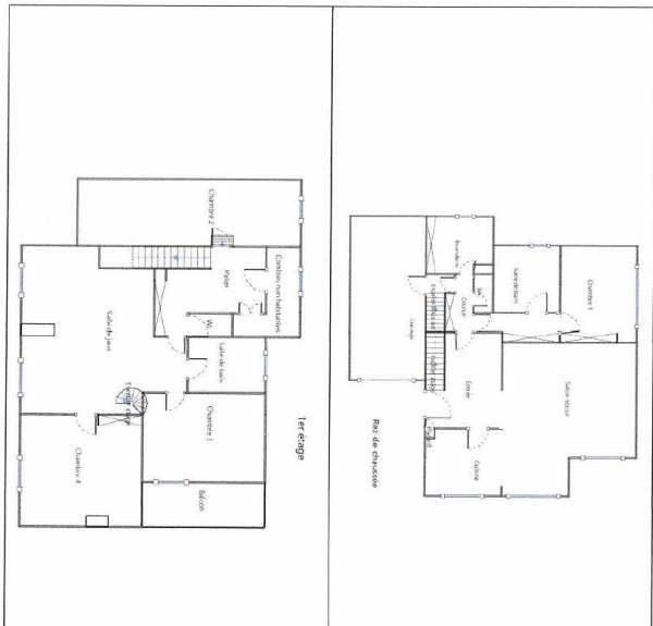 Vente maison / villa Chaumontel 539000€ - Photo 4