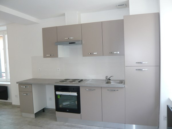 Rental apartment La verpilliere 460€ CC - Picture 3