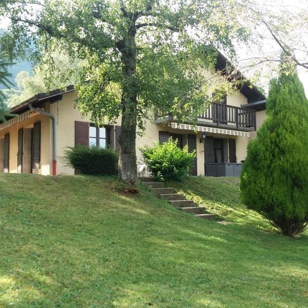 Venta  casa Le bourget du lac 410000€ - Fotografía 1