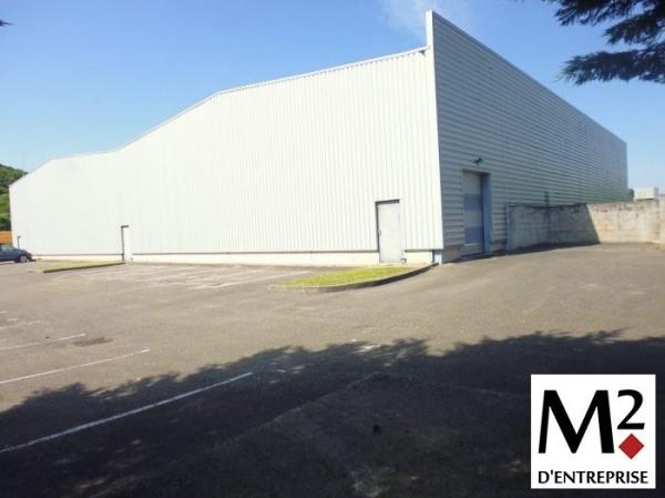 Vente Local d'activités / Entrepôt Saint-Quentin-Fallavier 0