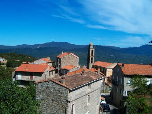 Vente terrain Petreto bicchisano 30000€ - Photo 1