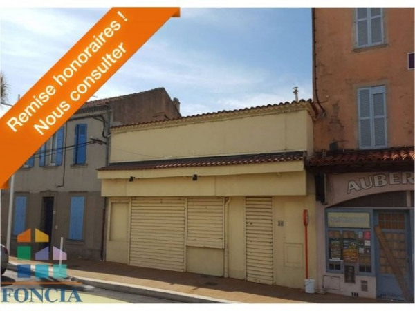 Location Local commercial Le Pradet 0