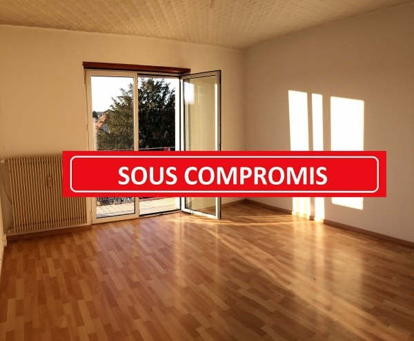 Vente appartement Schweighouse sur moder 142 000€ - Photo 1