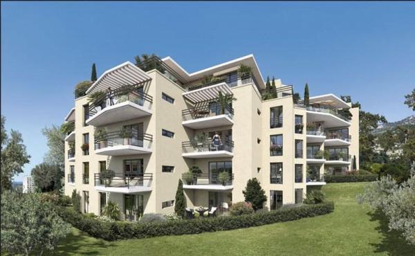 Appartement 4 pièces BEAUSOLEIL - 4 pièce(s) - 130.54 m2