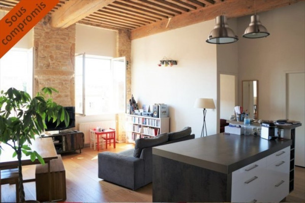 Appartement canut