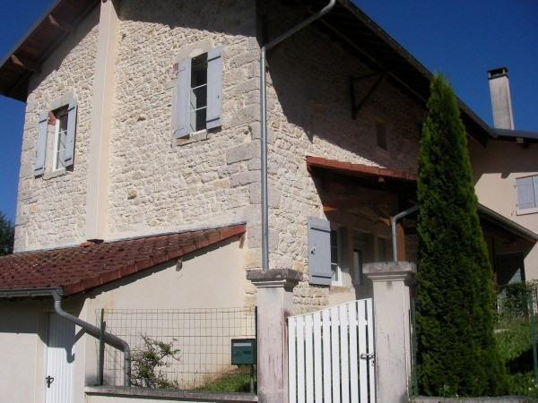 Location maison / villa Poncin 690€ CC - Photo 1
