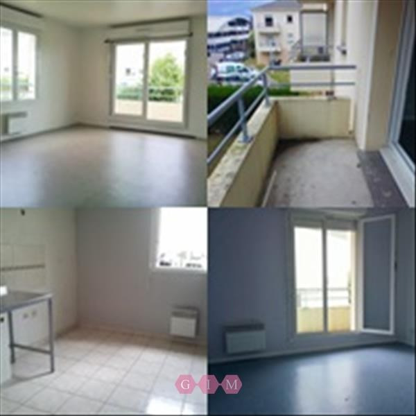 Sale apartment Chanteloup les vignes 129000€ - Picture 2