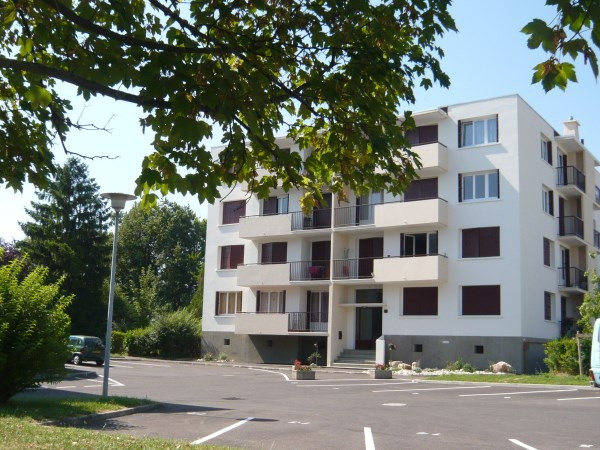 Rental apartment Pont de cheruy 646€ CC - Picture 1