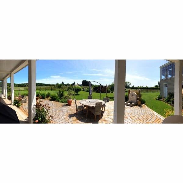 Vente de prestige maison / villa Champfleur 669500€ - Photo 5
