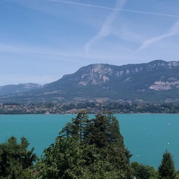 Venta  terreno Le bourget du lac 380000€ - Fotografía 1