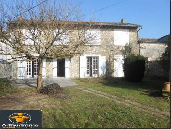 Sale house / villa Aulnay 152975€ - Picture 1