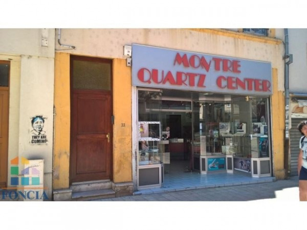 Vente Local commercial Thionville 0