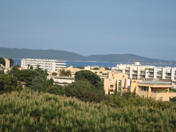 Très beau T3 2 chambres avec vue mer et terrasse