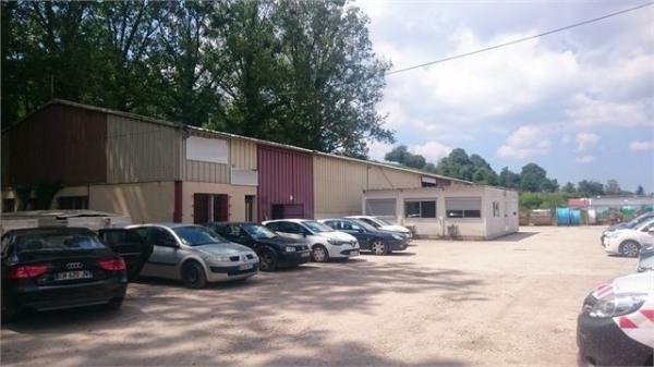 Vente Local d'activités / Entrepôt Gourdon 0